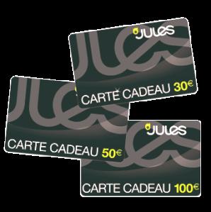 Carte Cadeau Accor.Carte Cadeau Jules Le Meilleur Des Cartes Cadeaux